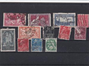 france stamps ref 16636