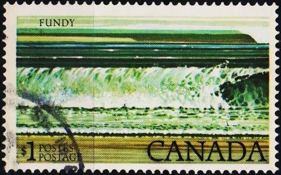 Canada. 1977 $1 S.G.884 Fine Used