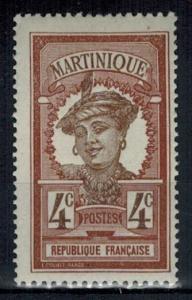 Martinique - Scott 64 MH