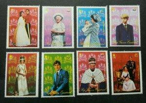 Guinea Equatorial Queen Elizabeth II 1978 Royal (stamp) MNH *see scan