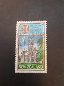 *New Zealand #425                  Used