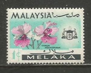 Malaya-Malacca    #67  MLH  (1965)  c.v. $0.25