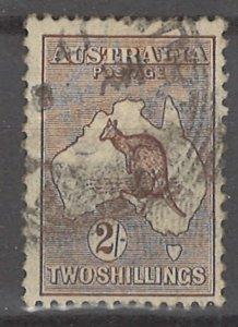 COLLECTION LOT # 3016 AUSTRALIA #52 1916 CV=$27.50