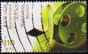 Germany.. 2001 110pf+50pf S.G.3079 Fine Used