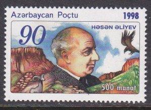 Azerbaijan Sc #672 MNH