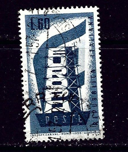 Italy 716 Used 1956 Europa issue