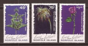 Norfolk Island scott #633-35 m/nh stock #T1509