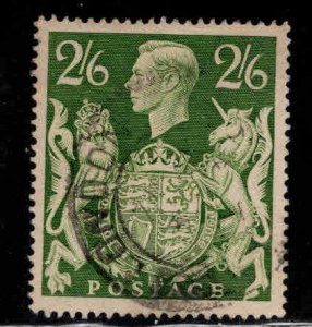 Great Britain Scott 249A  Used