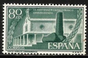 Spain 1956 Scott# 856 MNH
