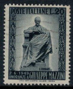 Italy #519  CV $4.50