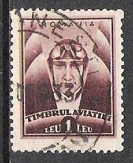 Romania #RA20 Postal Tax Used