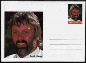 Palatine (Fantasy) Personalities - Geoff Capes (shot) pos...