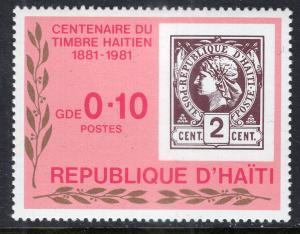 Haiti 782 MNH VF