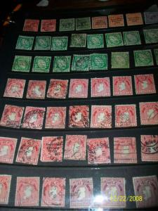 Ireland postage stamps and fdc collection