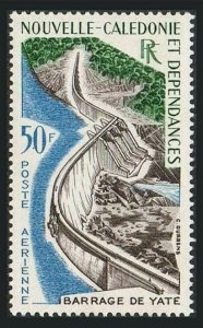 New Caledonia C28,lightly hinged.Michel 368. Dedication of Yate Dam,1959.
