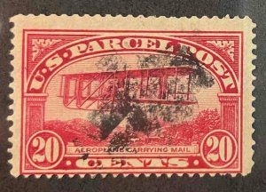 US Stamps #Q8 Used Parcel Post #Q8A138