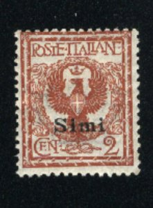Italy-Simi #1   Mint NH 1912-21 PD