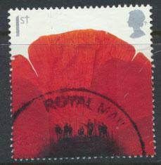 Great Britain SG 2884 SC# 2530 Used Lest we Forget see scan