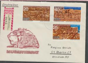 O) 1970 GERMANY, DDR, ARCHAEOLOGICAL RESEARCH OF HUMBOLDT, B