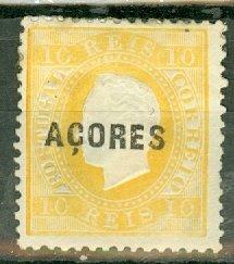 CN: Azores 8 mint CV $120