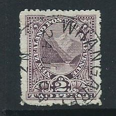 New Zealand SG 319 Fine Used perf 14
