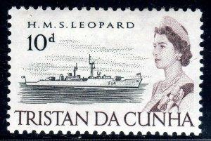 TRISTAN DA CHUNA     1965-67    SG79    LMM