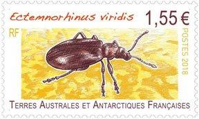 Scott #582 Insect MNH