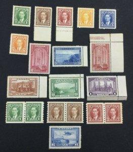 MOMEN: CANADA SG # 1937 MINT OG H £ LOT #7121