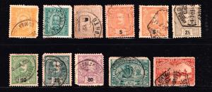 Portugal Stamp OLD STAMP COLLECTION LOT #W1