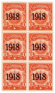 (I.B) El Salvador Revenue : Timbre Municipal 1P