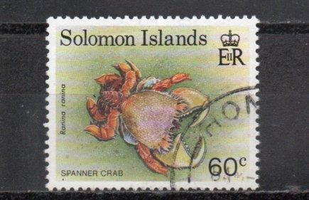Solomon Islands 740 used