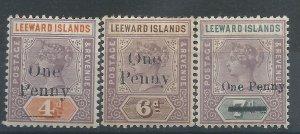 Leeward Is. 17-9 LH