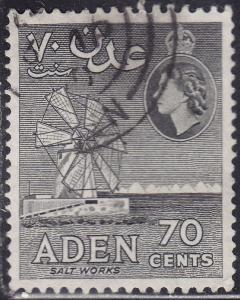 Aden 54a USED 1956 Salt Mill
