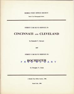 Stewart on Cinci & Cleveland RPO's; Clark on Rochester NY RPO's
