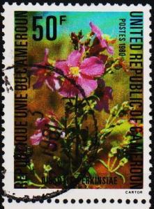 Cameroun. 1980 50f. S.G.883 Fine Used