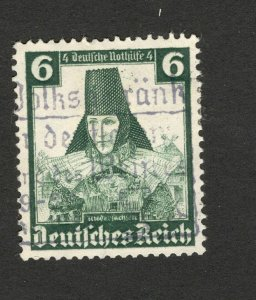 GERMANY -USED STAMP