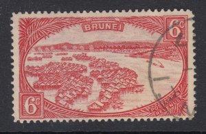 Brunei, Sc 60 (SG 70), used