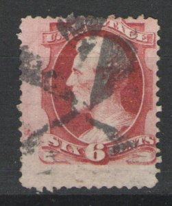 US 1870-71 Sc# 148 Used G/VG example #2