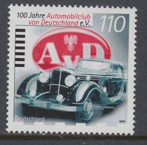 Germany 2035 MNH VF
