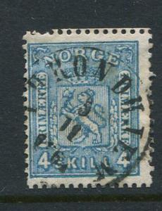 Norway #14 Used