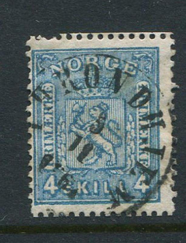 Norway #14 Used
