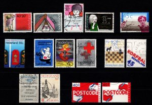Netherlands 1978 Various Issue Sets [Used]