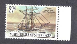Norfolk Island 294, F-VF, MNH