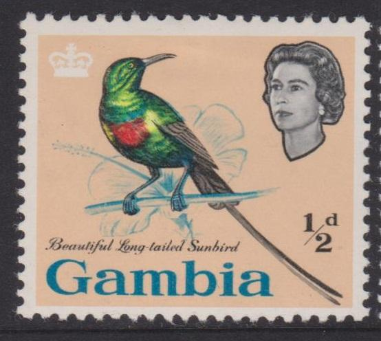 Gambia Sc#175 MH