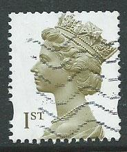 Great Britain SG 2124d perf 14
