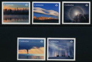 Canada 3112i-6i MNH Weather Wonders