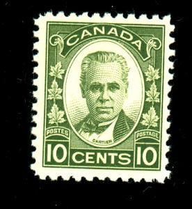 Canada #190 MINT F-VF OG NH Cat$30