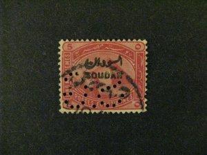 Sudan #OA4 used  a21.9 3248