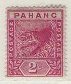 Malaya Pahang 12 (H)
