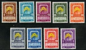 VENEZUELA C293-301 MH SCV $45.80 BIN $19.50 TREES